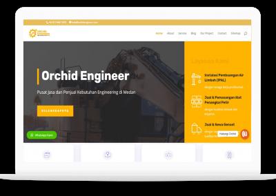 Website Orchid Engineer